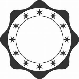 Clipart - Retro badge