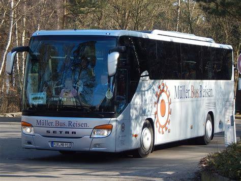 setra  gt hd von mueller busreisen aus deutschland