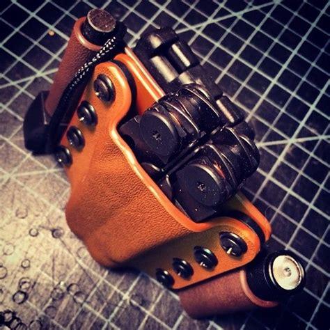 edc kydex sheath leatherman wave leather holster multitool modular tool holsters tactical knife light custom pouch attachments gear bolt sheaths