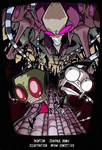 myOtaku.com: Da... Invader Zim Halloween Quotes