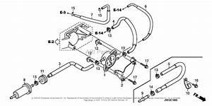 Honda Engines Gx690r Baf Engine  Jpn  Vin  Gcbgk
