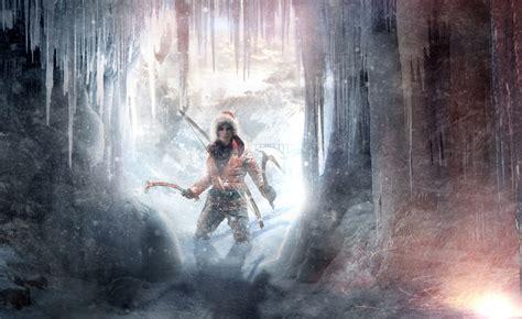rise   tomb raider wallpaper hd pixelstalknet