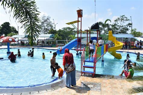 bupati tegal rekomendasikan wahana tirta waterpark