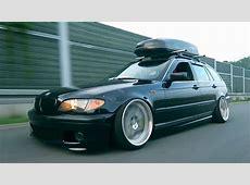 BMW E46 Stance Wagon Air Ride Leon Hardiritt Waffe 18