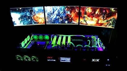 Gaming Pc Setup Computer Desk Under Cheap