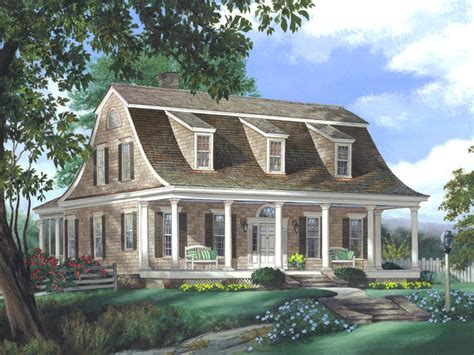 greek revival house style dutch colonial style house plans