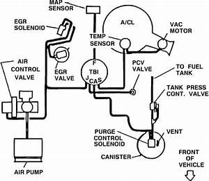 Pontiac 400 Firing Order Diagram