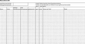 Steuer Auto Berechnen Kostenlos : vorlage formulare zur pkw nutzung und fahrtenbuch ~ Themetempest.com Abrechnung