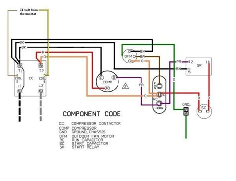 Condenser Fan Motor Wiring Diagram Fuse Box
