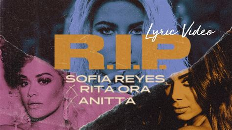 Sofia Reyes X Rita Ora X Anitta