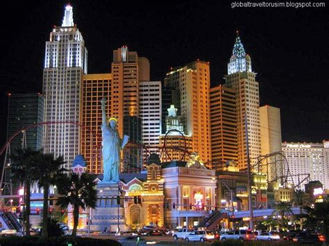 las vegas the biggest city of nevada travel and tourism