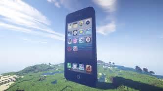 minecraft iphone iphone в minecraft