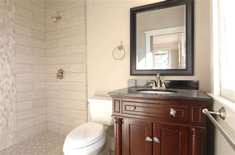 Walk In Shower Materials by Upstairs Bathroom With Walk In Shower Fully Renovated