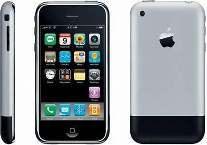 Iphone Phone 2007 Telephone Timeline 2g History