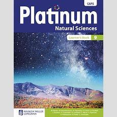 Platinum Natural Sciences Grade 7, Grade 8 And Grade 9 Ebooks