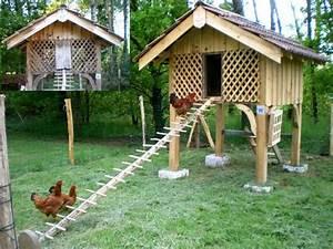 Cabane Pour Poule : construire sa cabane de jardin 11 c kema poulailler ~ Premium-room.com Idées de Décoration