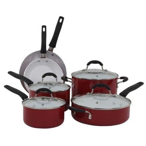 oneida cookware ceramic skillet aluminum iron cast