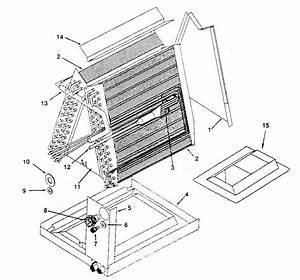 Kenmore Evaporator Coil Parts