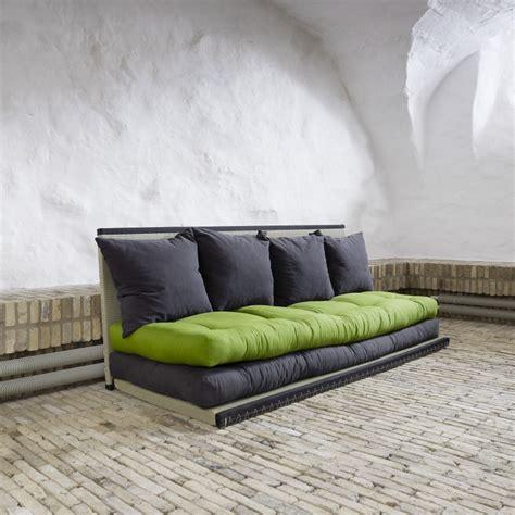 matelas futon canapé canapé futon convertible erev