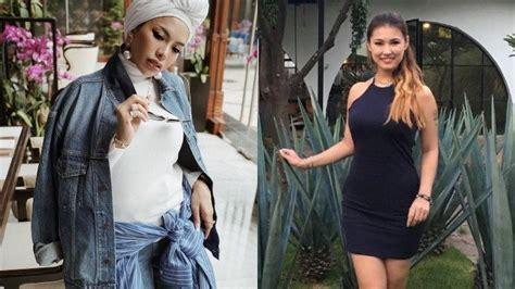 Maria Ozawa Datang Bali Nikita Mirzani Welcome