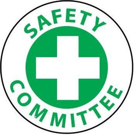 hard hat labels safety committee