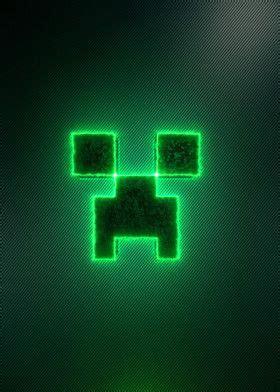 minecraft creeper emblem imagens de familia papel de