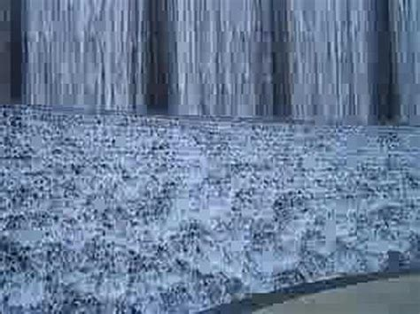water on walls transco tower water wall youtube