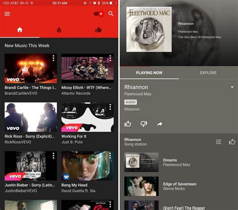 YouTube Launches New YouTube Music Service and iOS App ...