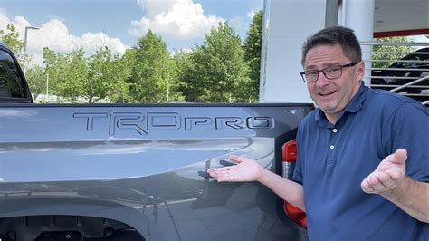 trd pro color confirmed  toyota tundra    torque news