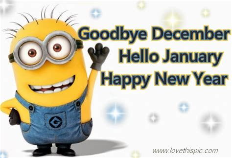 goodbye december  january pictures