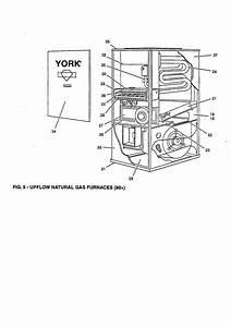 York P3urd20n13001c Furnace Parts