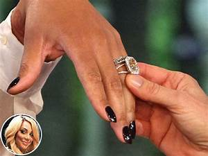 take a look at tamar braxtons enormous push present With tamar braxton wedding ring