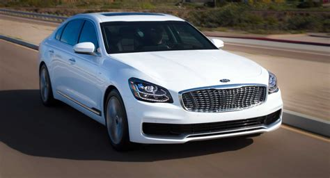 Usspec 2019 Kia K900 Is Here With A 365hp Turbo V6 And