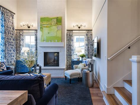 Great Room Pictures From Hgtv Smart Home