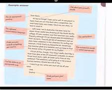 Writing Informal Letter YouTube  Latest Format For Formal Letter Letter Format Informal