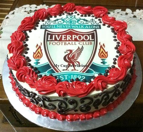 My Cupcakelicious Liverpool Cake