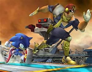 Captain Falcon - Super Smash Bros. Brawl Photo (799117 ...