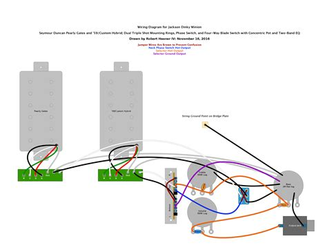 seymour duncan pearly gates wiring diagram 42 wiring