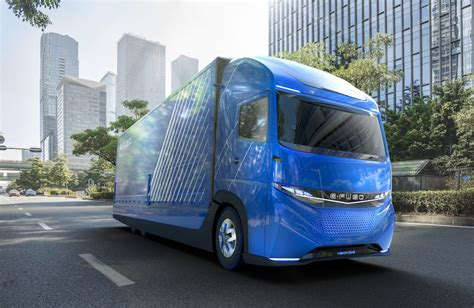 Mitsubishi Fuso Rosa 2020 by Mitsubishi E Fuso Points To The Future Of Electric Semi
