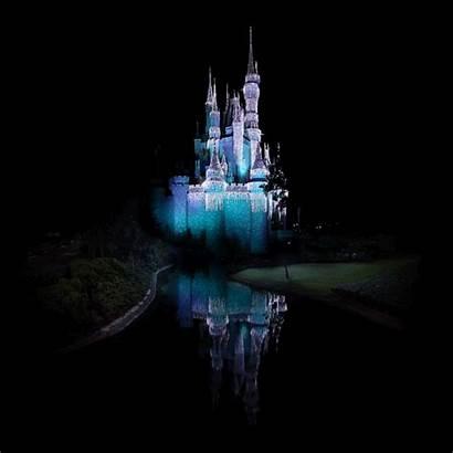 Magical Disney Magic Castle Gifs Christmas Cinderella