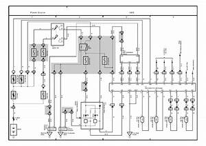 2007 Toyota Matrix Wiring Diagram