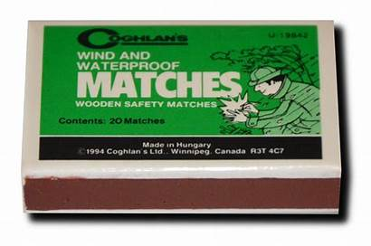 Matches Emergency Camp Restocking Refill Supplies Equimedic