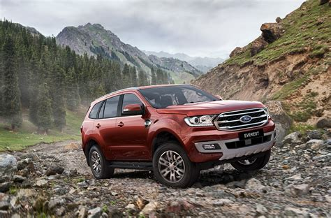 2019 ford suv meet the 2019 ford everest the other ranger based suv