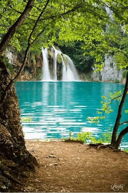 Eklablog Paisagens Imagens Salvo Plitvice Waterfalls Lindas