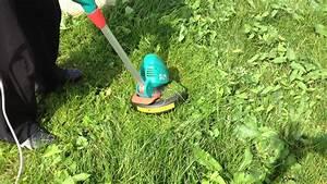Ciseaux De Jardin : coupe herbe haute jardin maison phenix youtube ~ Edinachiropracticcenter.com Idées de Décoration