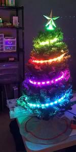 make, your, own, smart, christmas, tree, lights, , u2014, the, magpi, magazine