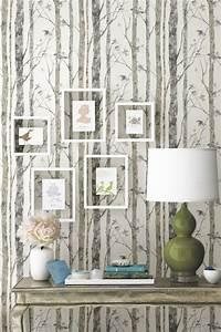 Papier Peint Repositionnable : roommates rmk9047wp sticker papier peint adh sif arbres ~ Zukunftsfamilie.com Idées de Décoration