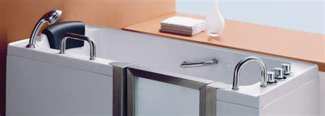 vasche da bagno con sportello vasche da bagno per disabili theedwardgroup co