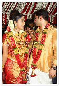 the gallery for gt navya nair wedding reception photos With wedding pho