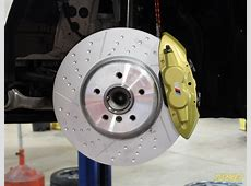 Can you get M performance brakes for the F10